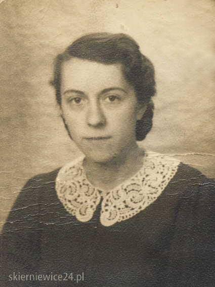 Helena Grabowska z d. Szymaniak - Mama