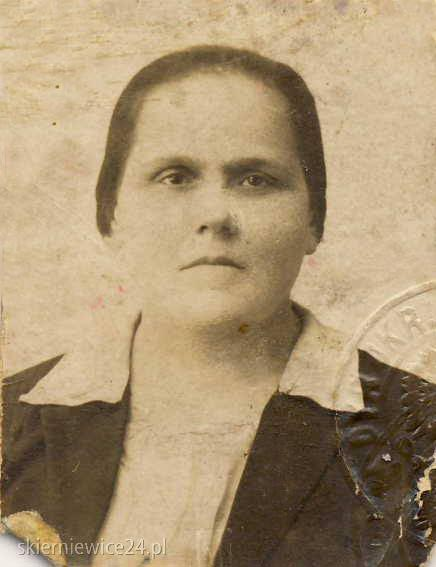 Marianna Szymaniak - Babcia